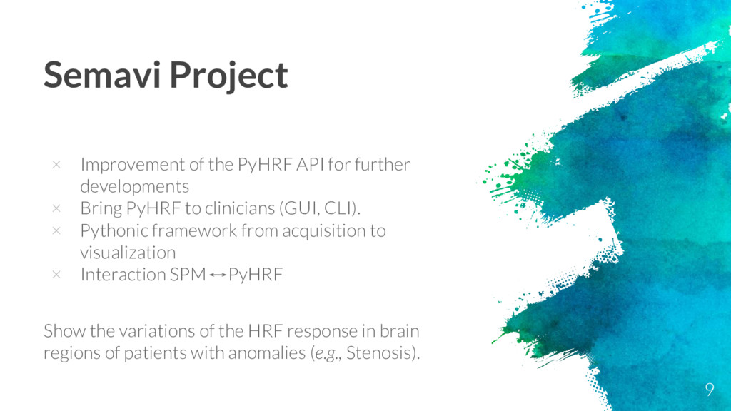 × Improvement of the PyHRF API for further deve...