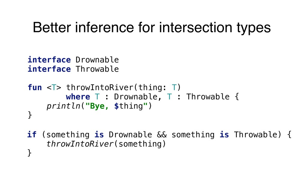 Better inference for intersection types interfa...