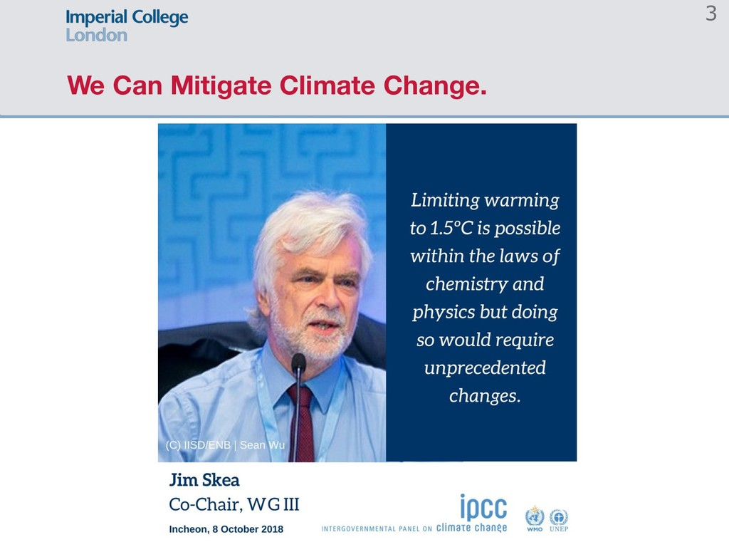 We Can Mitigate Climate Change. 3