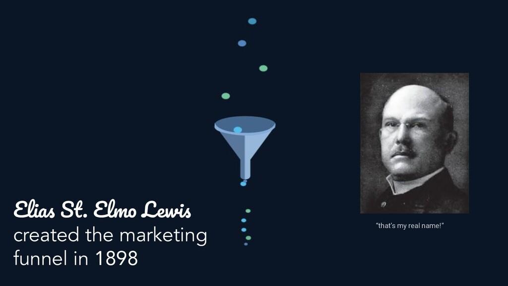 @dzello · #DevRelCon Elias St. Elmo Lewis creat...