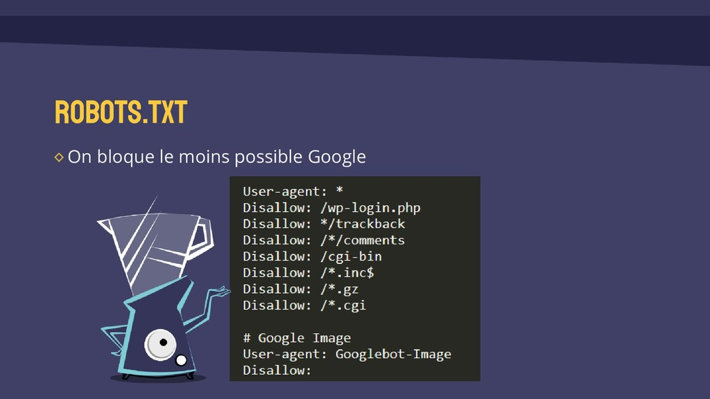 User-agent: * Disallow: /wp-login.php Disallow:...
