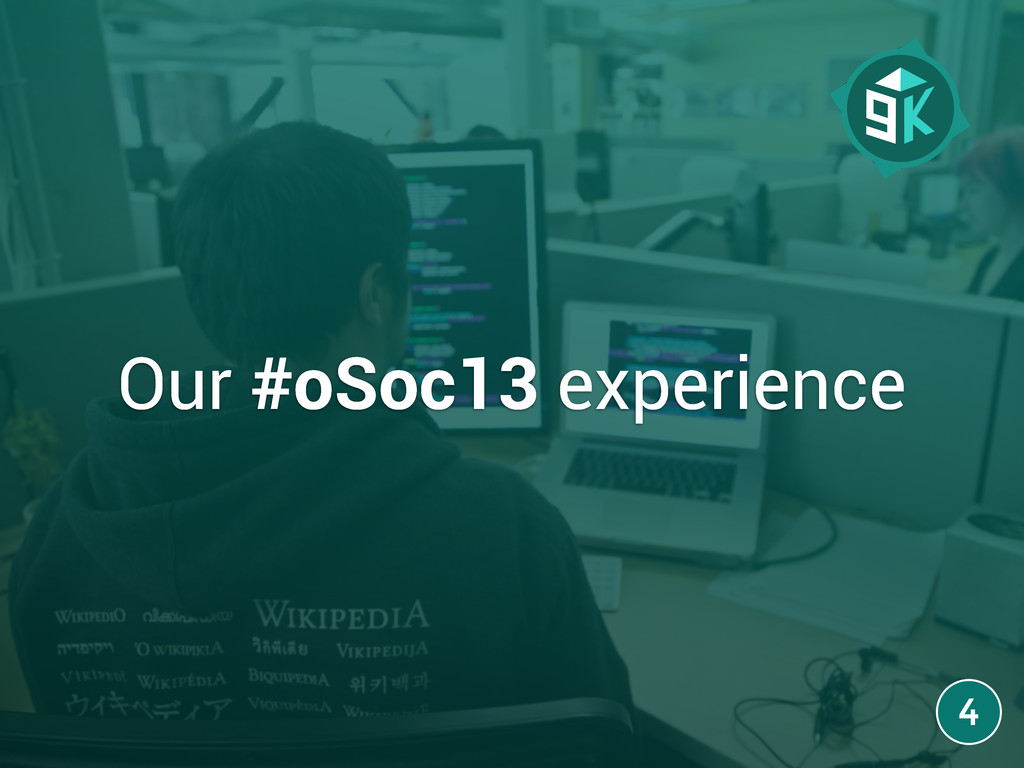 Our #oSoc13 experience 4