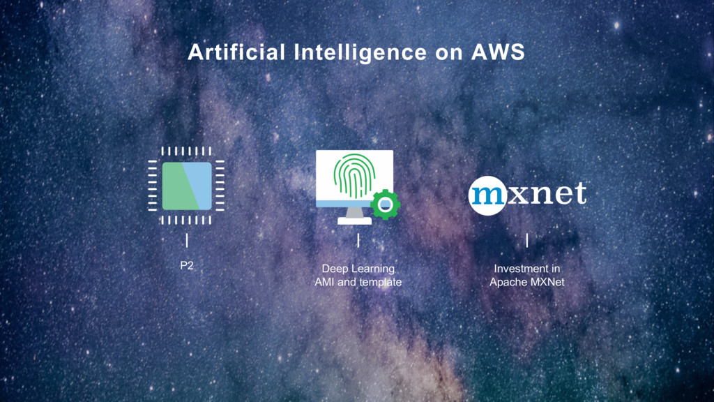 Artificial Intelligence on AWS P2 Deep Learning...