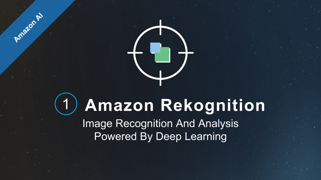 Amazon Rekognition Image Recognition And Analys...