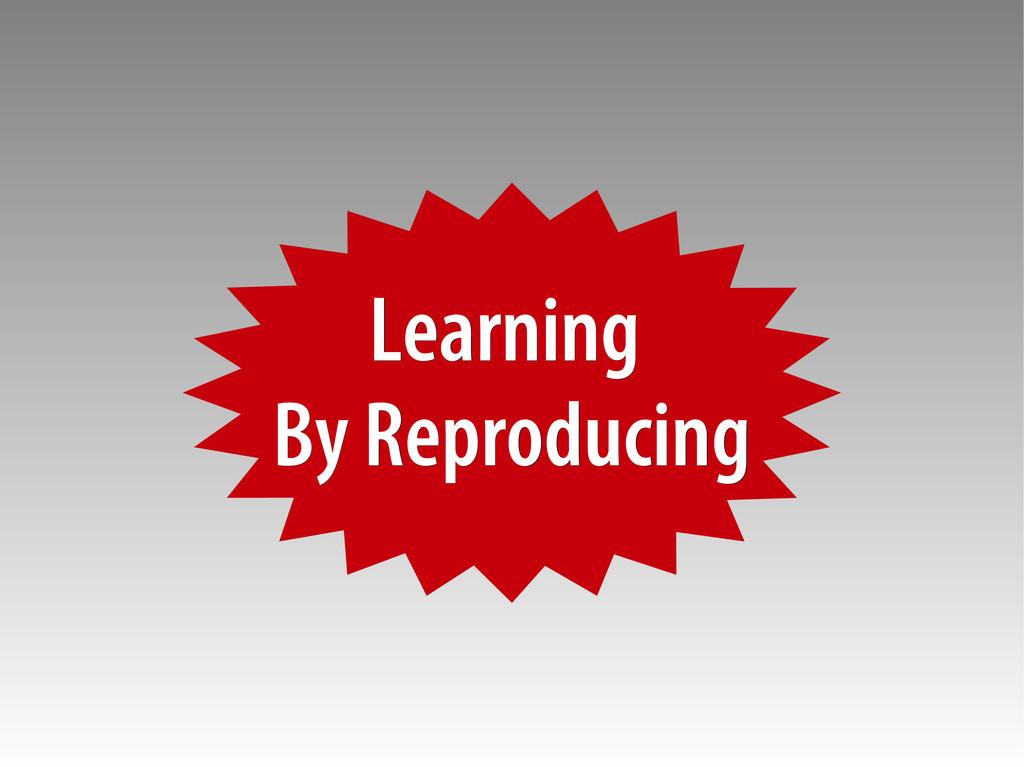 Bernhard Schussek @webmozart 81/89 Learning Lea...