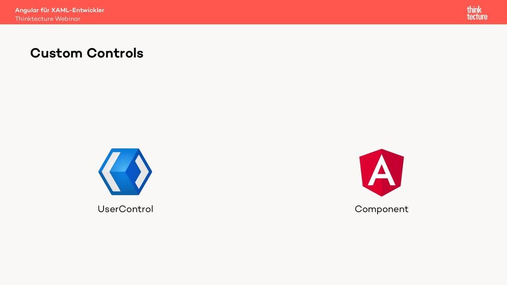 UserControl Component Custom Controls Angular f...