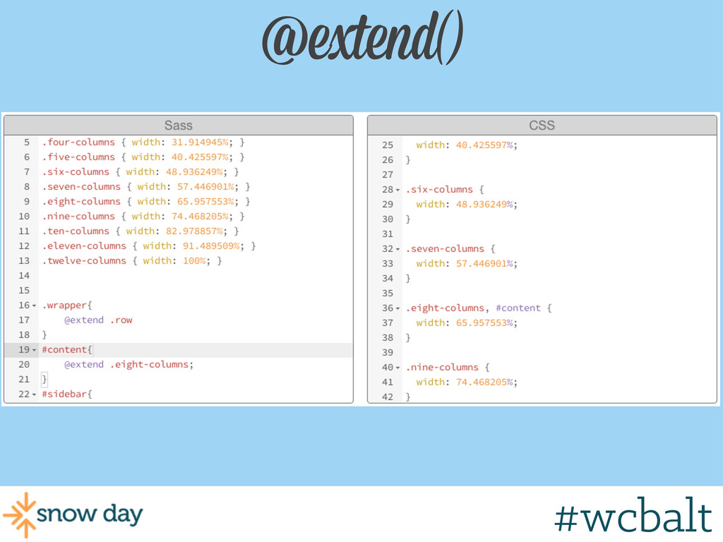 @extend() #wcgr #wcbalt