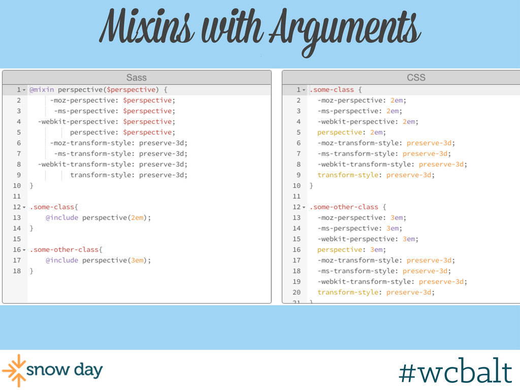 Mixins with Arguments w/ #wcbalt