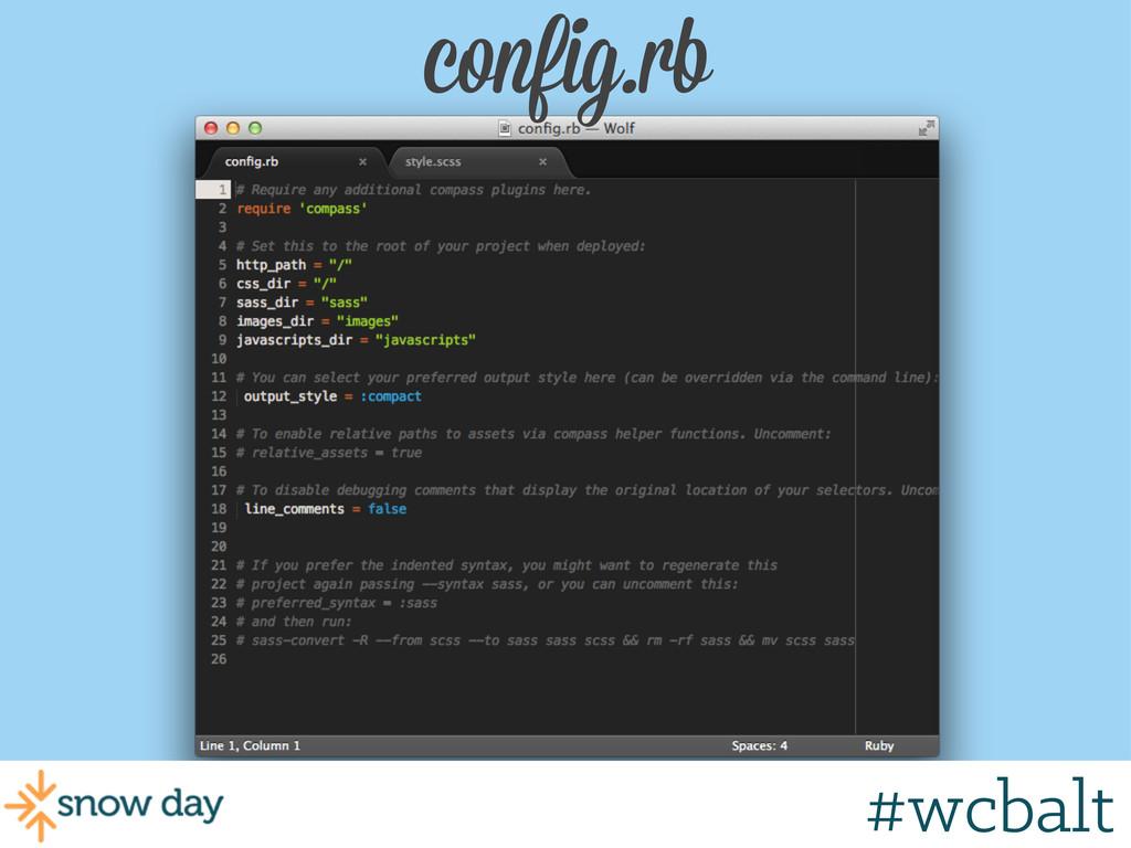 config.rb #wcgr #wcbalt