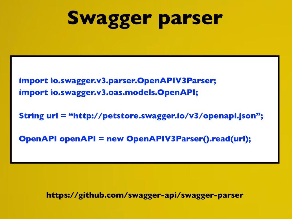https://github.com/swagger-api/swagger-parser i...