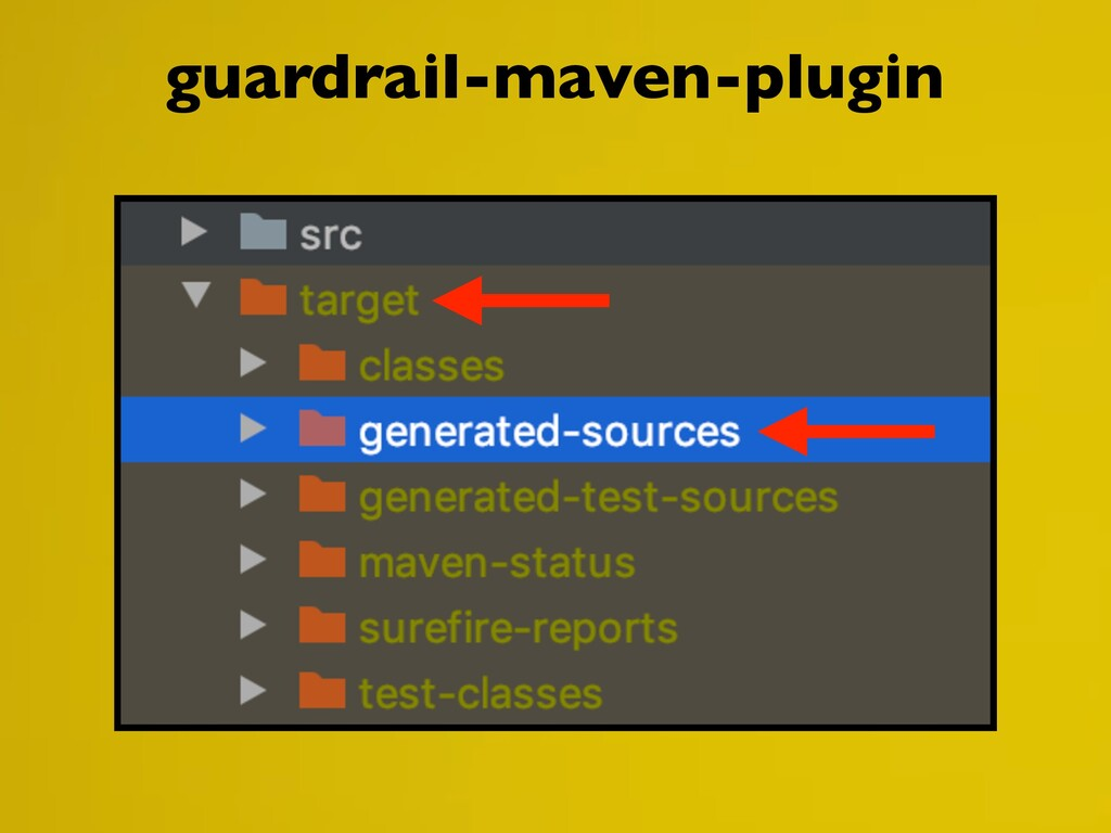 guardrail-maven-plugin