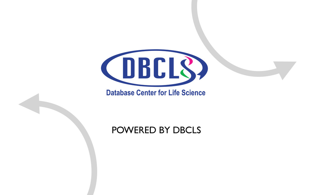 POWERED BY DBCLS