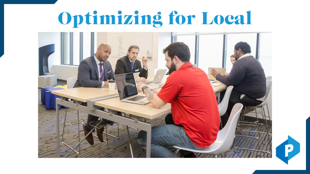 Optimizing for Local