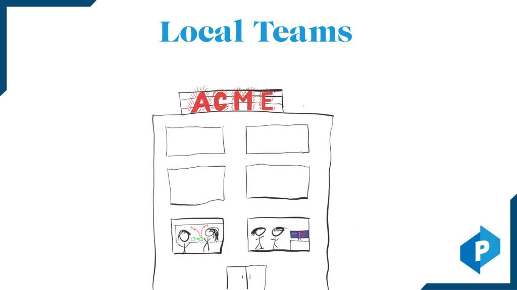 Local Teams