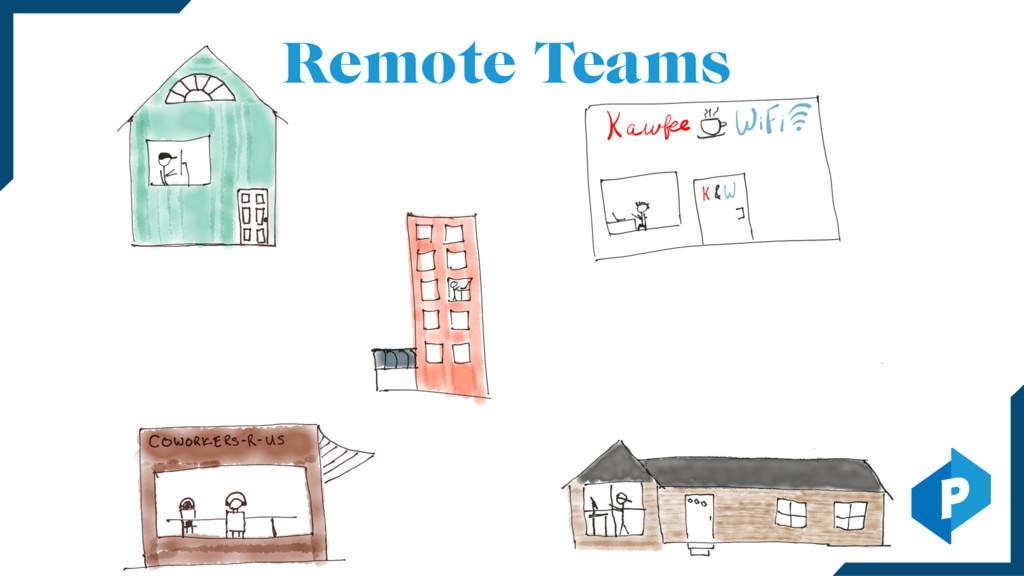 Remote Teams