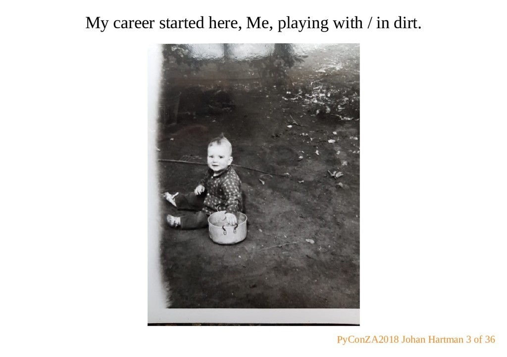 My career started here, Me, playing with / in d...