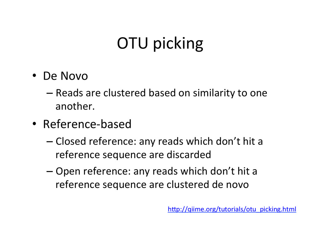 OTU	