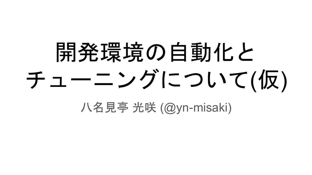 ()   (@yn-misaki)
