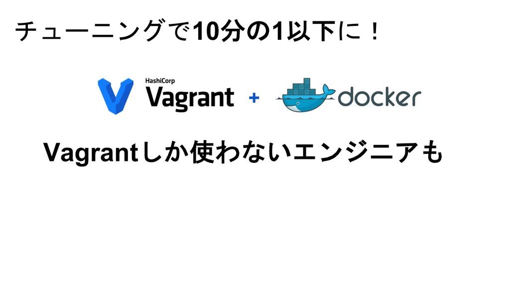 101 + Vagrant