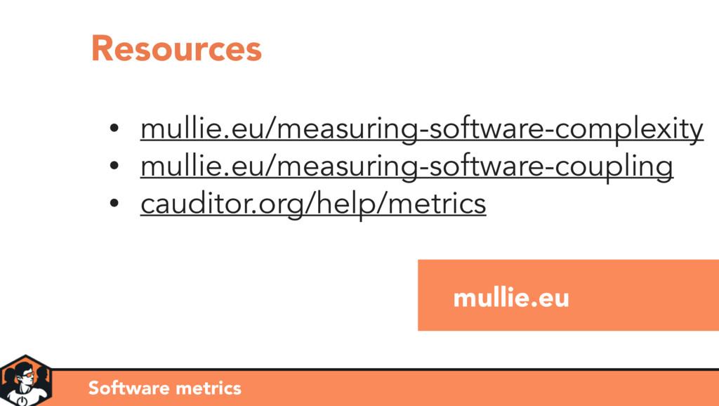mullie.eu • mullie.eu/measuring-software-comple...
