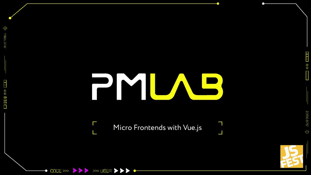 Micro Frontends with Vue.js