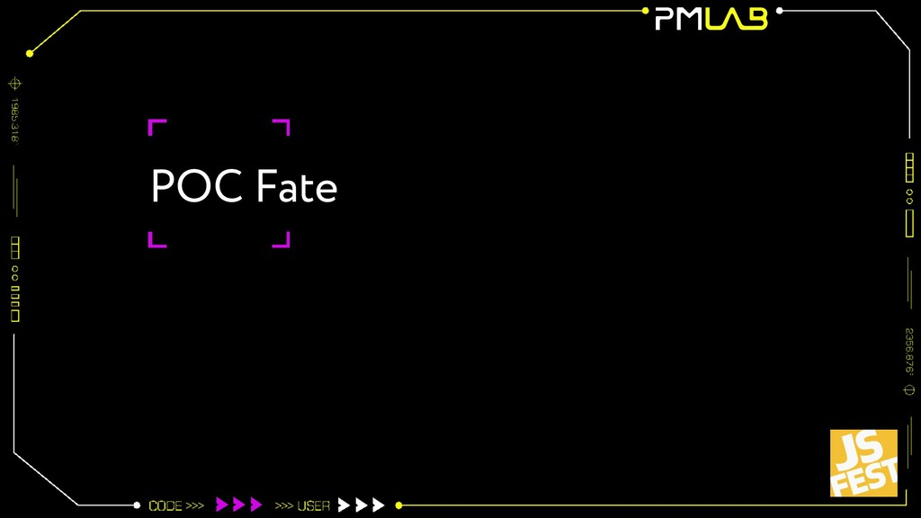 POC Fate