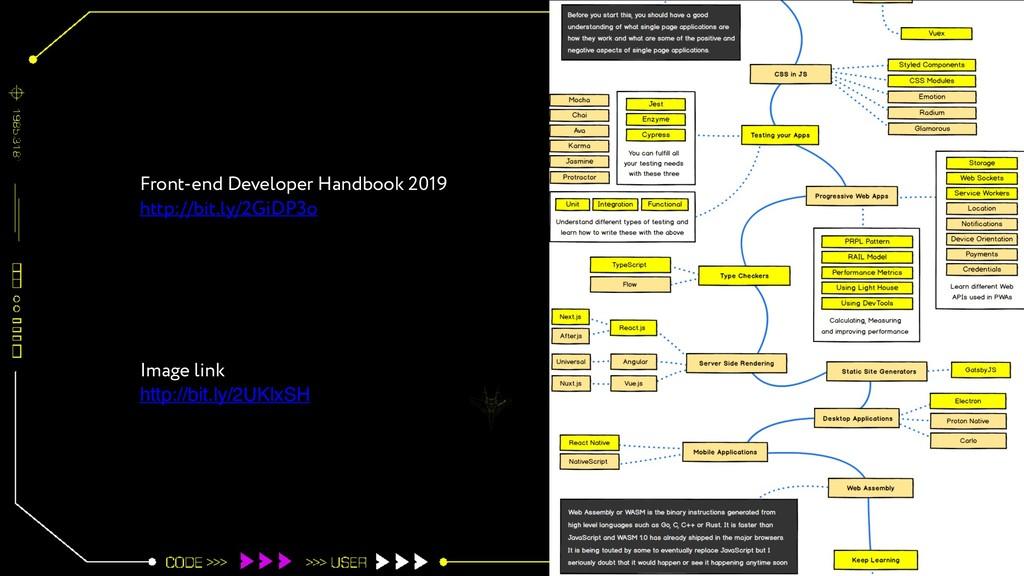 Front-end Developer Handbook 2019 http://bit.ly...