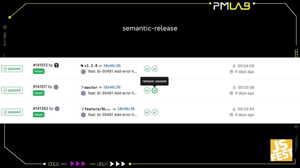 semantic-release