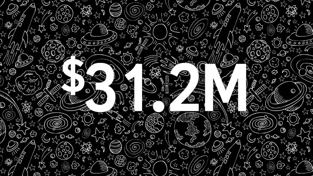 $31.2M