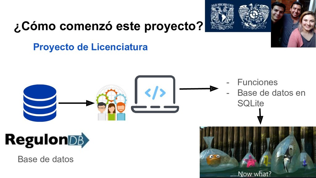 ¿Cómo comenzó este proyecto? Proyecto de Licenc...