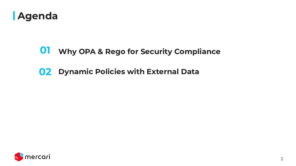 2 Agenda Dynamic Policies with External Data 02...