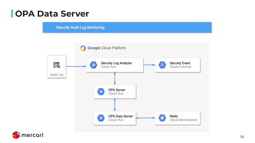 10 OPA Data Server