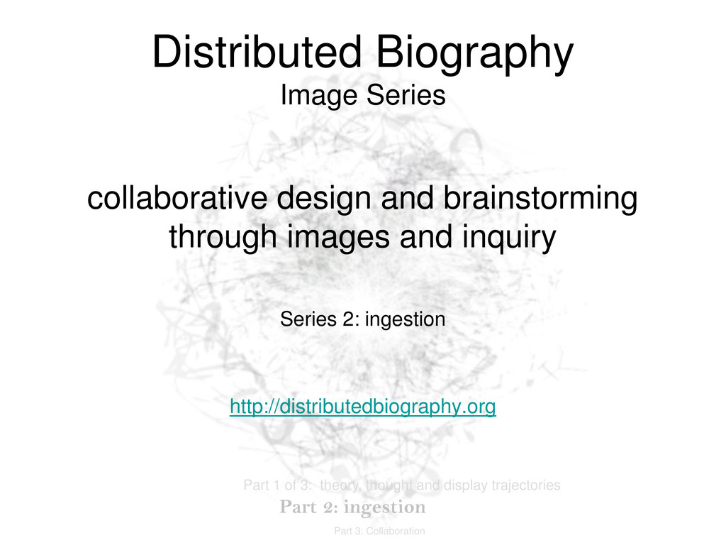 Distributed Biography Image Series collaborativ...