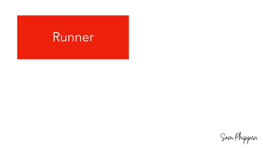 Sam Phippen Runner