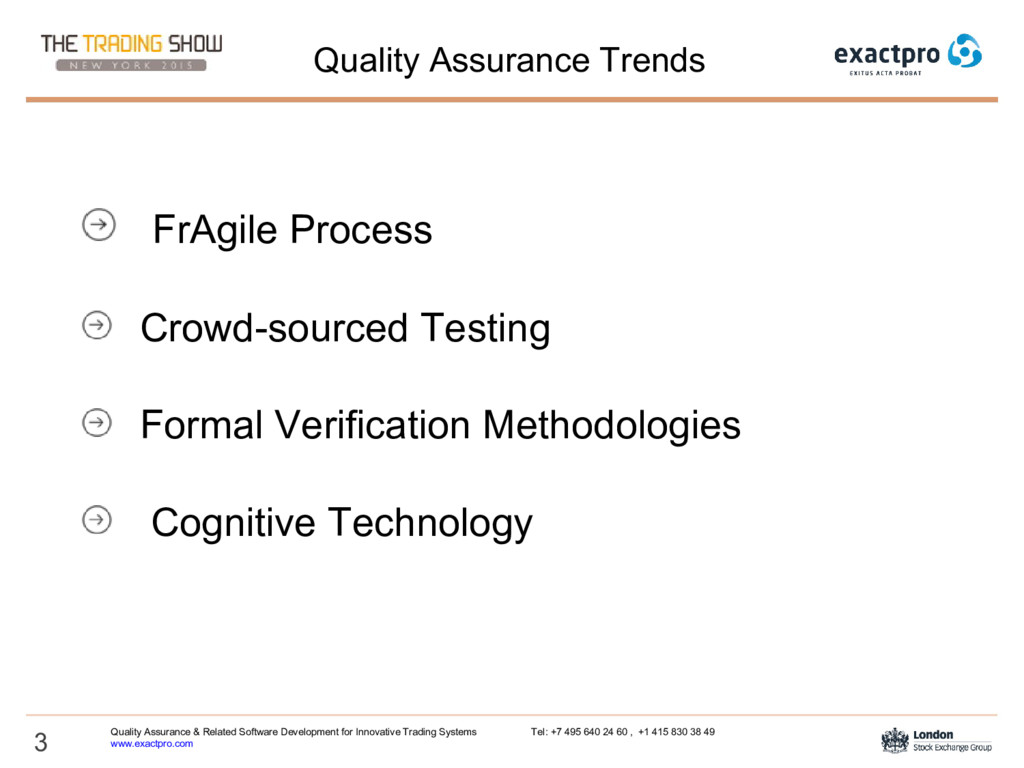 3 FrAgile Process Crowd-sourced Testing Formal ...