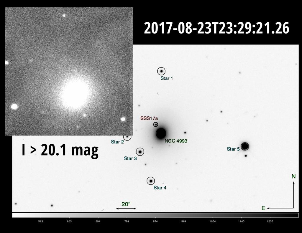 2017-08-23T23:29:21.26 I > 20.1 mag