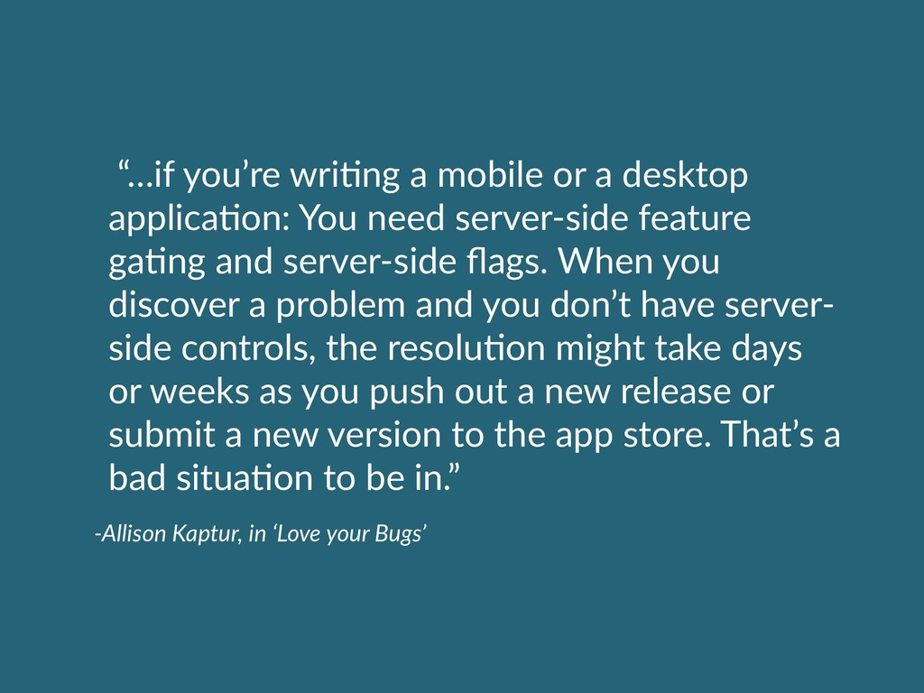 "-Allison Kaptur, in 'Love your Bugs' ""…if you'r..."
