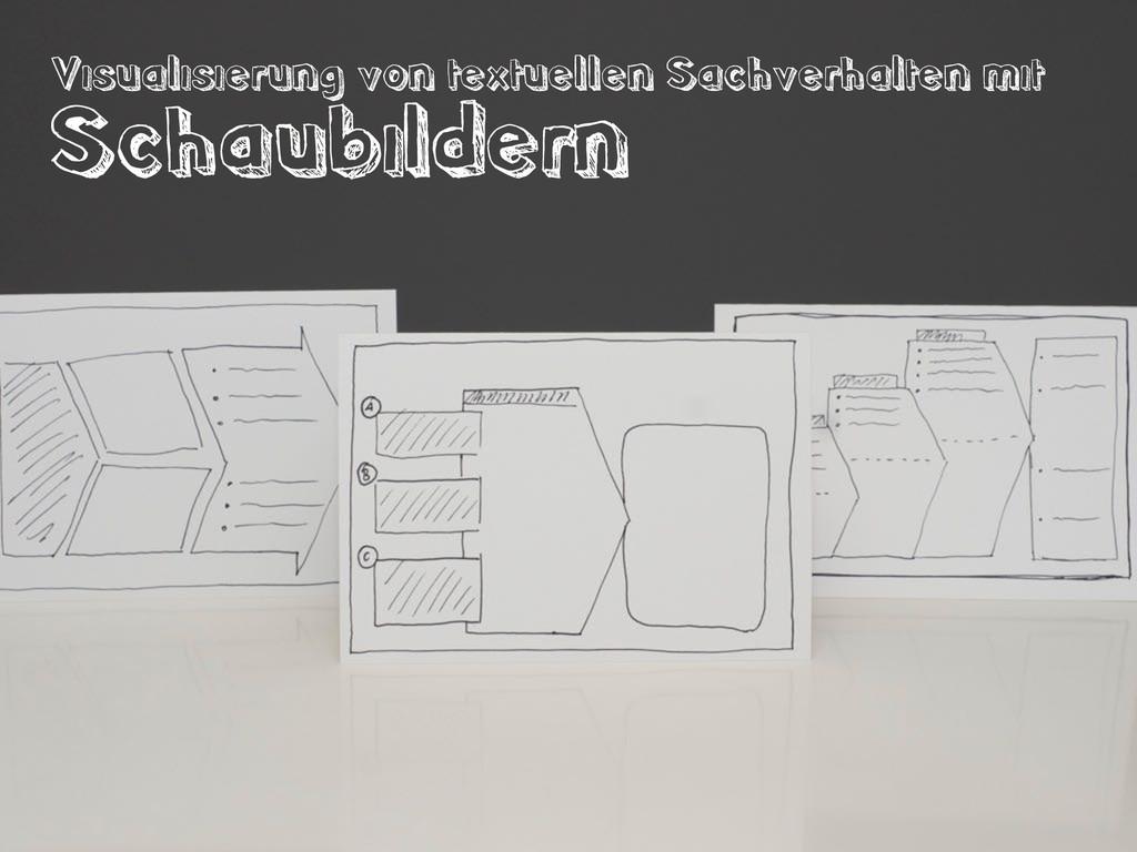 Visualisierung von textuellen Sachverhalten mit...
