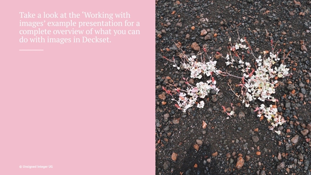 Take a look at the 'Working with images' exampl...