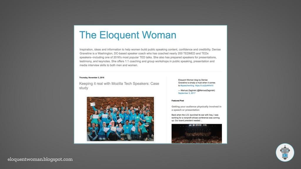 eloquentwoman.blogspot.com