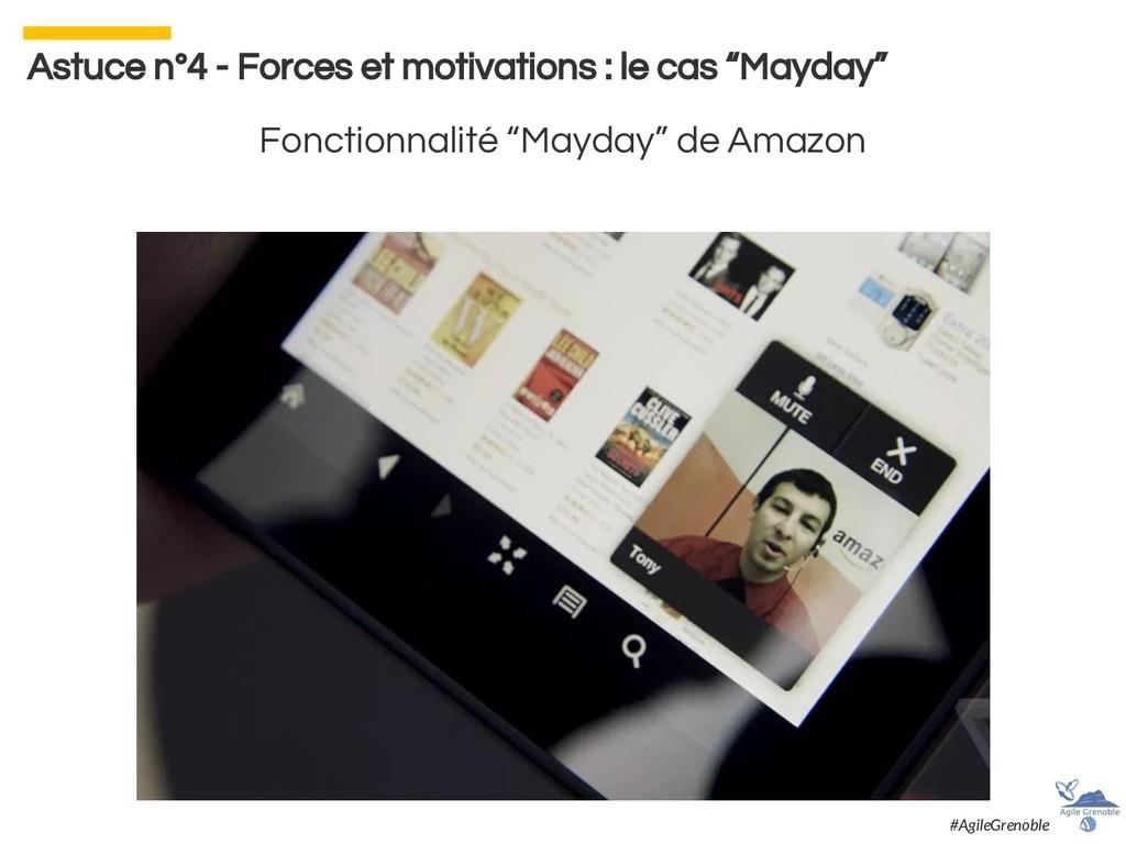 """Fonctionnalité """"Mayday"""" de Amazon Astuce n°4 - ..."""