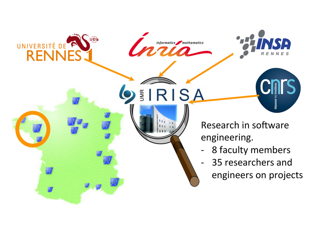 2  Research in so6ware  engineering...