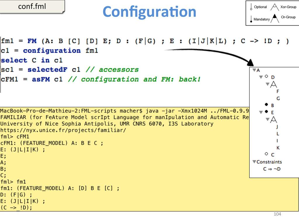 ConfiguraCon  104  conf.fml  Optional M...