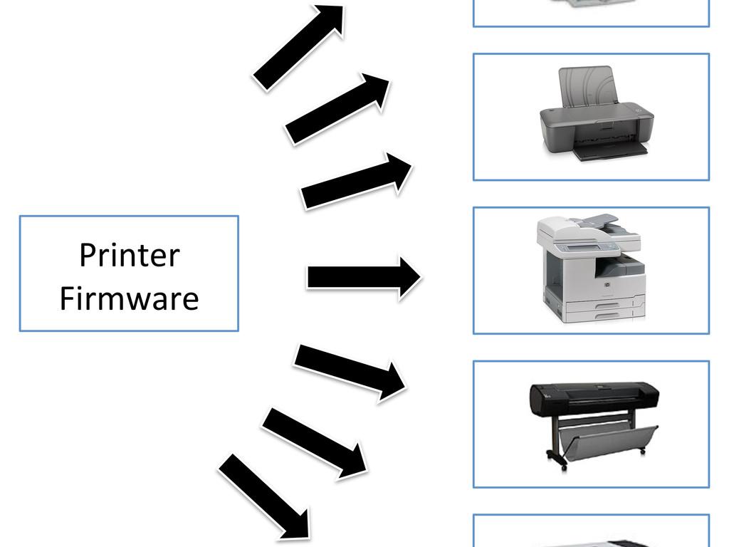 Printer  Firmware