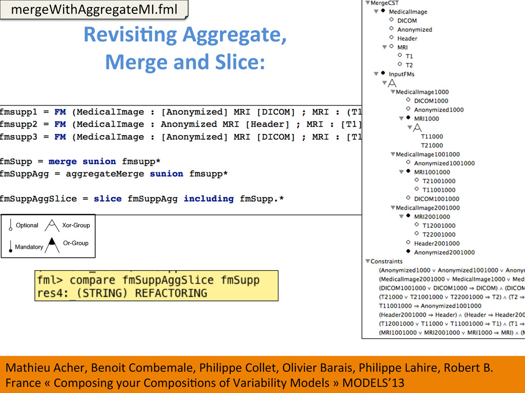 147  RevisiCng Aggregate,   Merge...