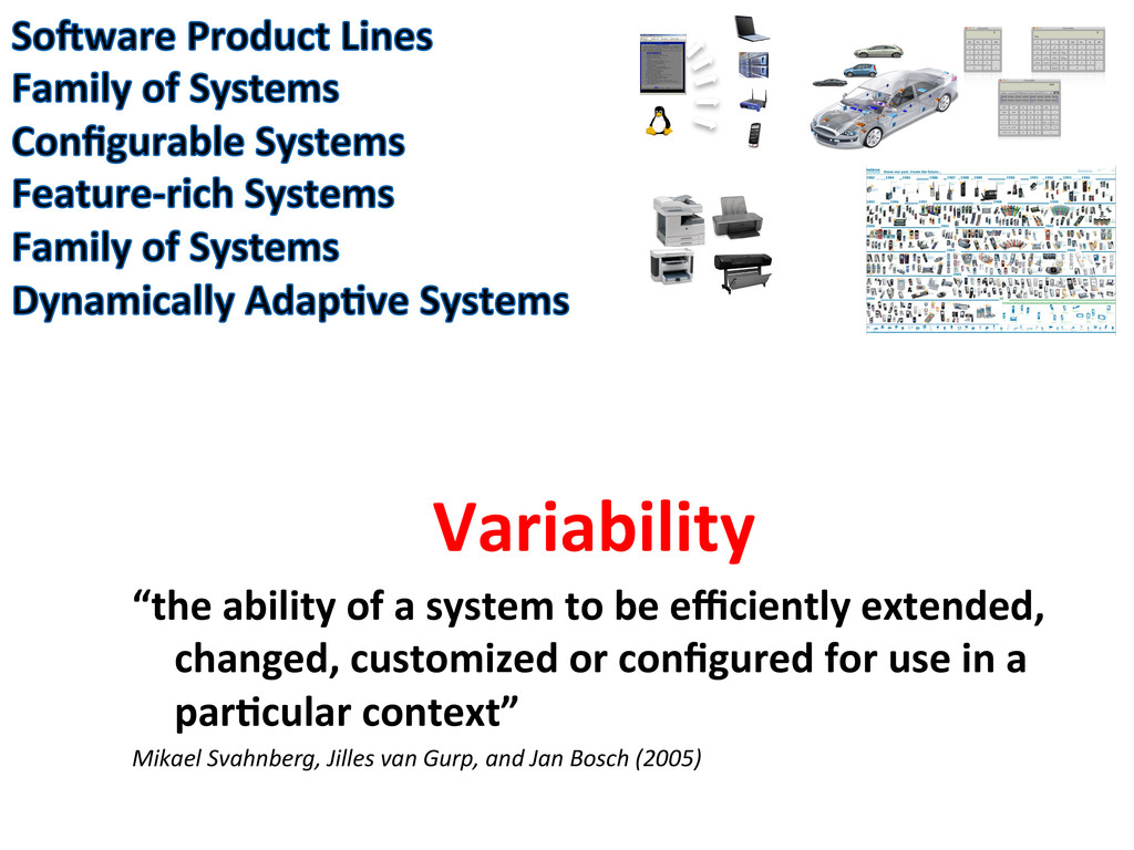 """Variability   """"the ability of a..."""