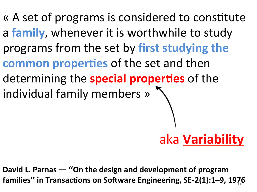 « A set of programs is consid...