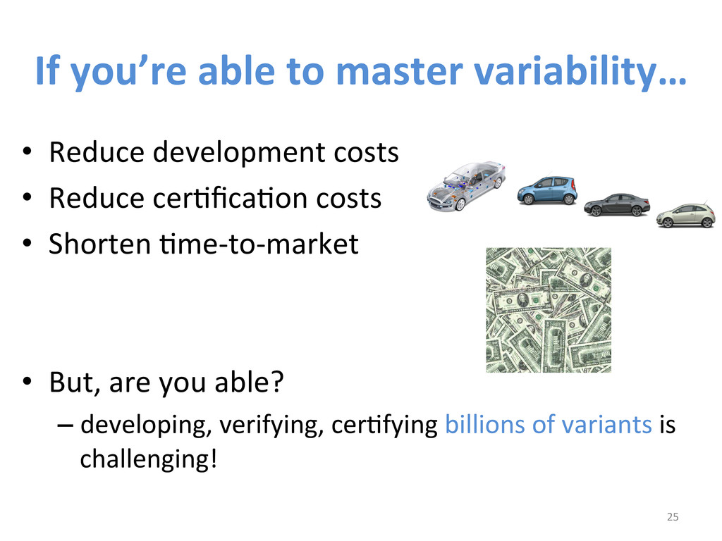 If you're able to master variabi...