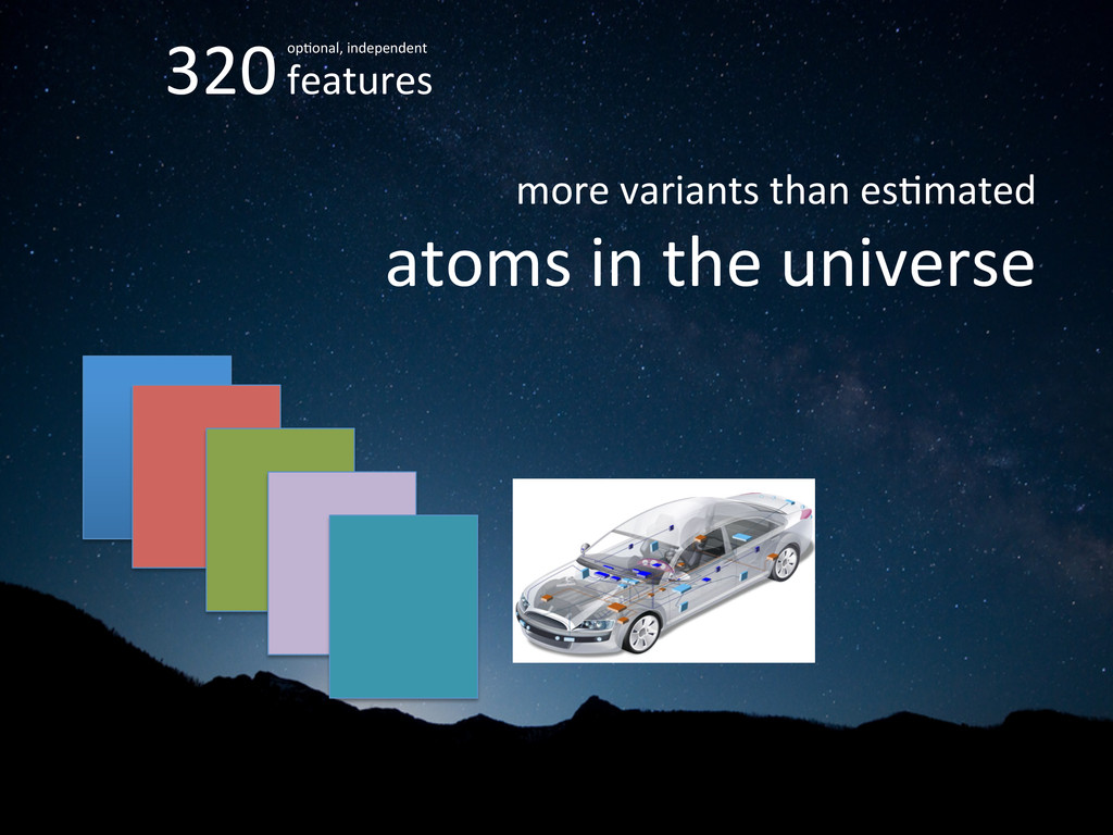 320 features    more variants th...