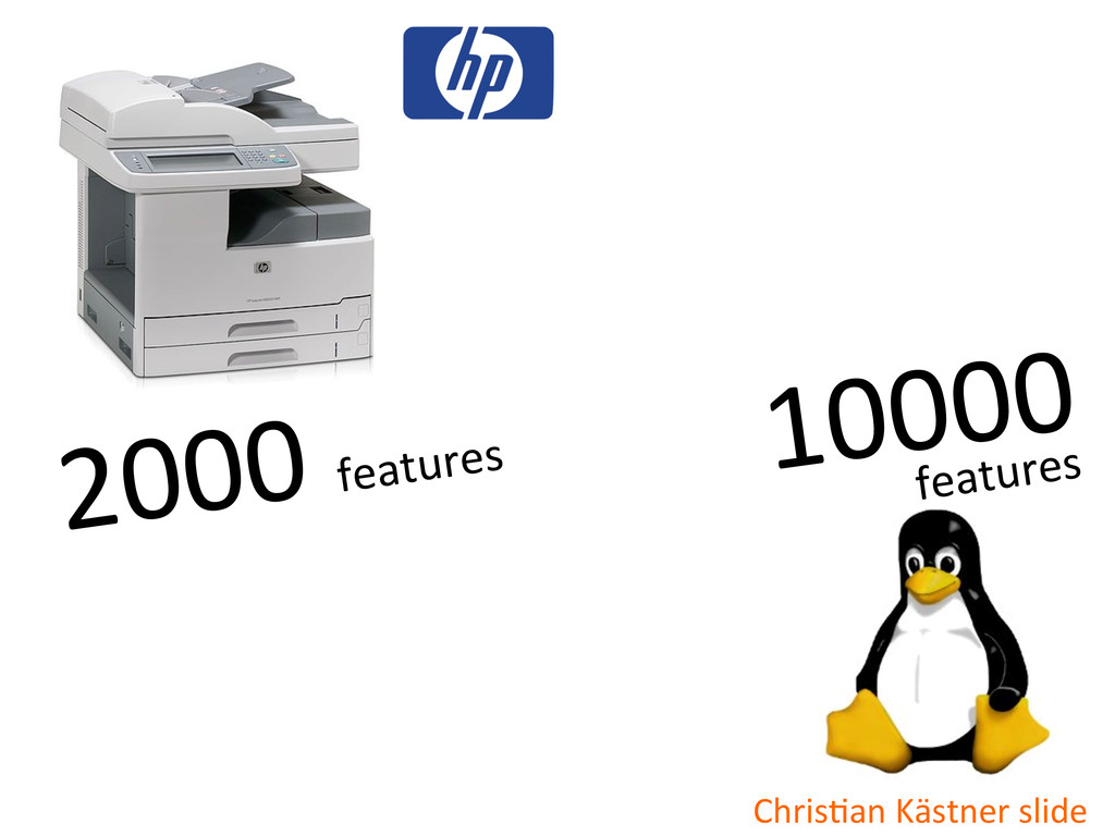 2000 features  10000  features  Chr...